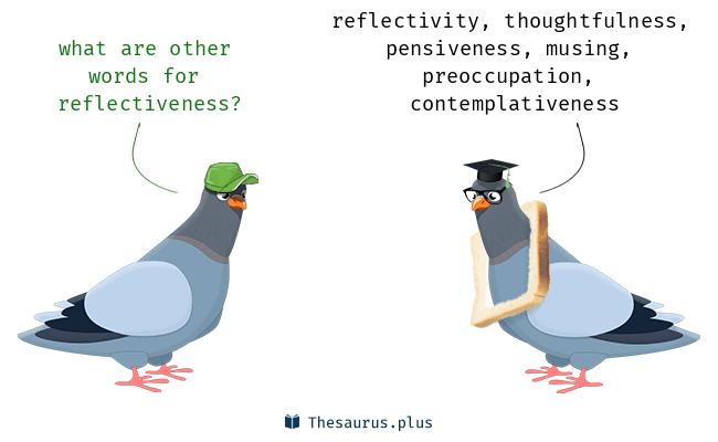 reflectiveness