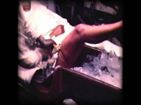 refrigeration anesthesia