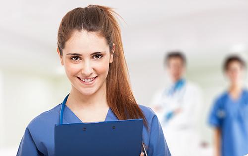 registered general nurse