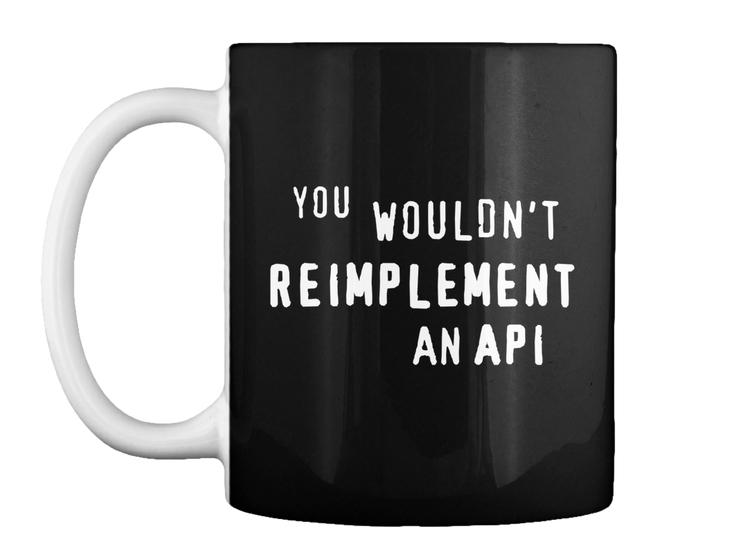 reimplement