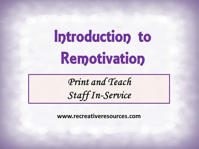 remotivation