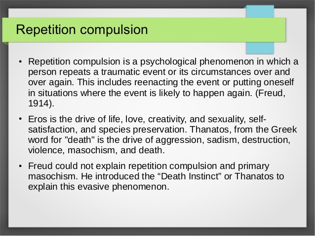repetition-compulsion