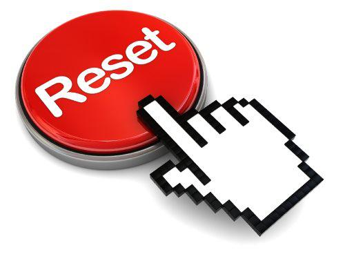 reset - Liberal Dictionary