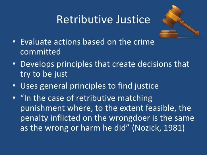 retributive