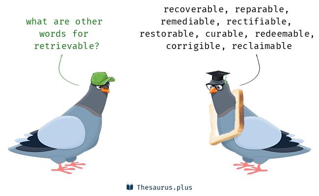 retrievable
