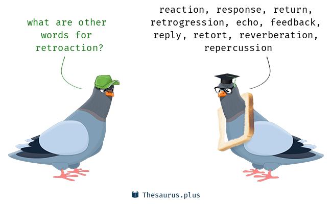 retroaction