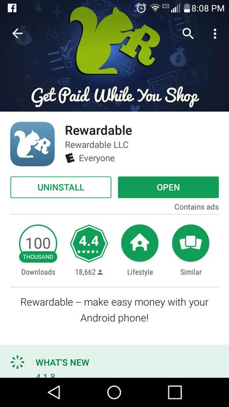 rewardable