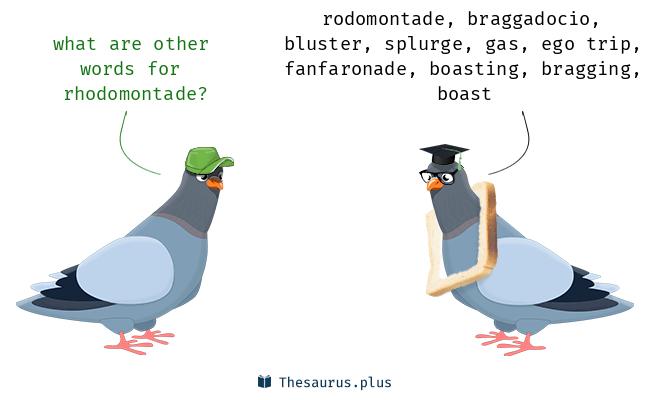 rhodomontade