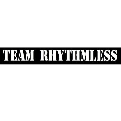 rhythmless