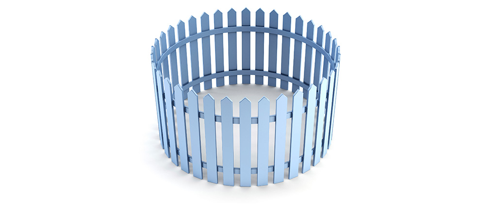 ring-fence