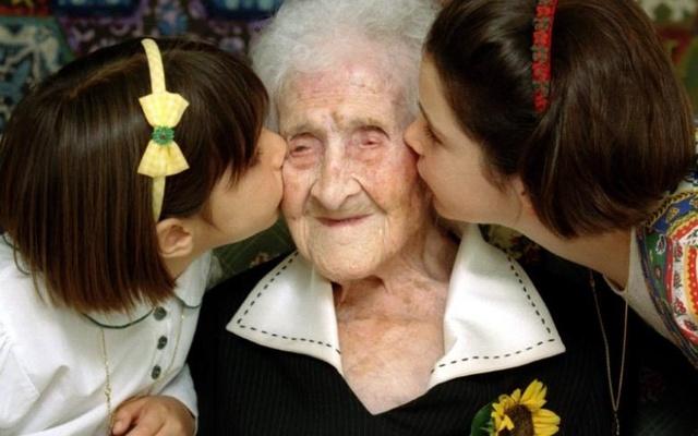 ripe old age