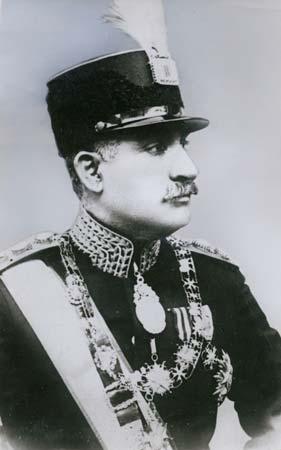 riza shah pahlavi