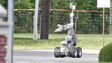 robot bomb