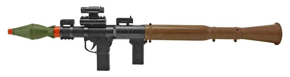 rocket gun