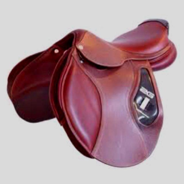 saddle someone with