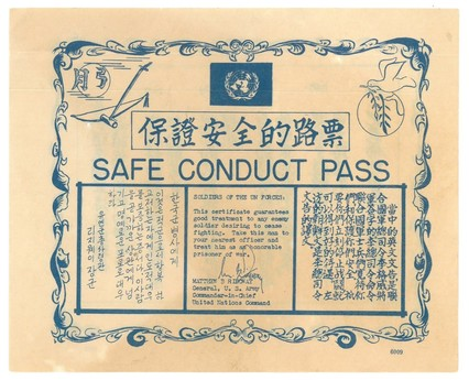 safe-conduct