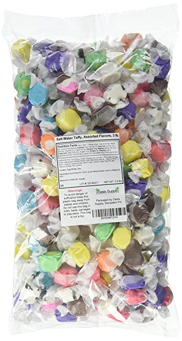 saltwater taffy - Liberal Dictionary