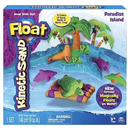 sand-floated