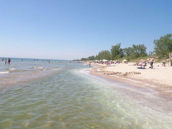 sandbank