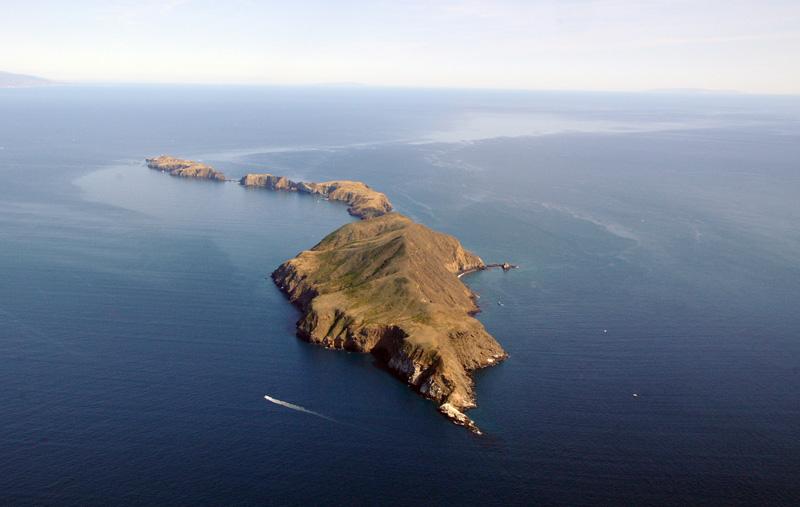 santa barbara islands