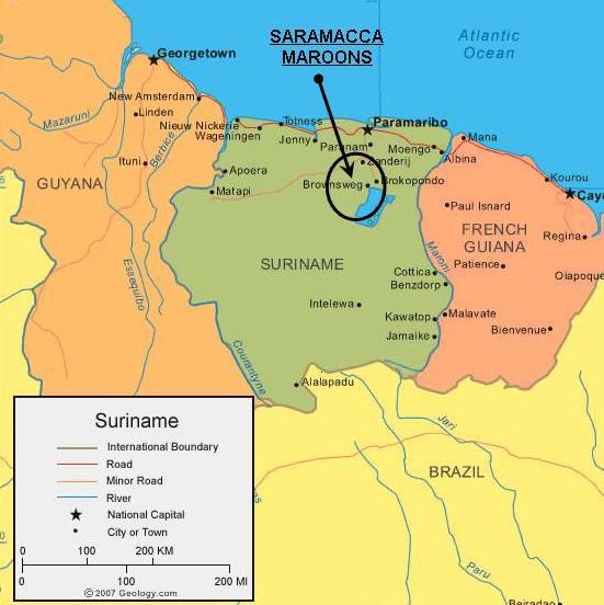 saramaccan