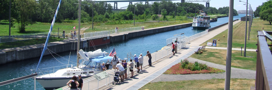 sault ste. marie canals