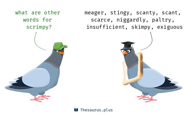 scrimpy