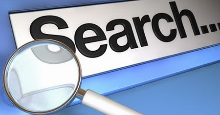 searched