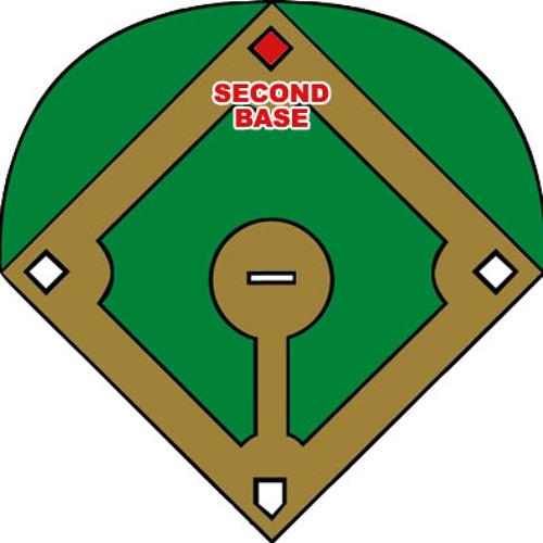 second base