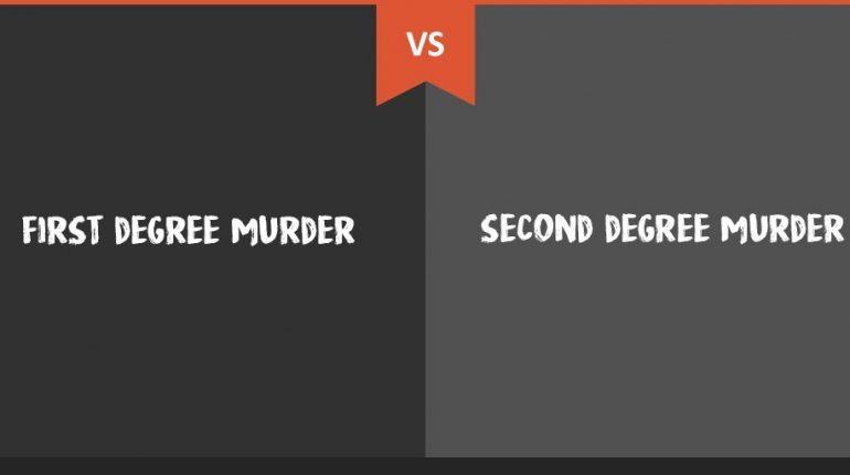 second-degree murder