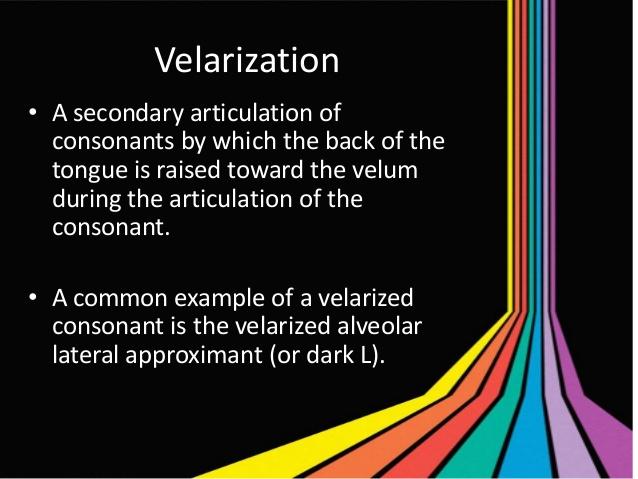 secondary-articulation