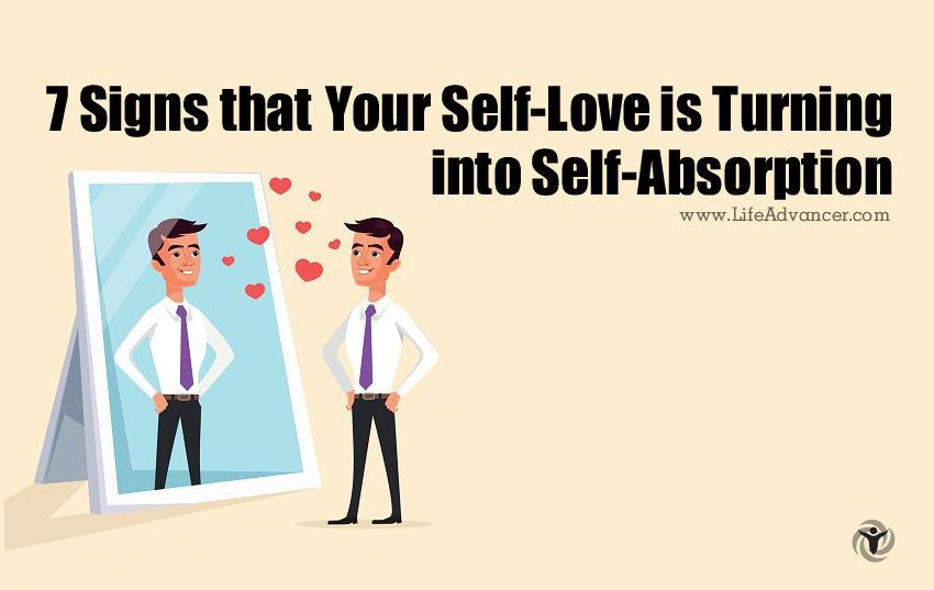 self-absorbed