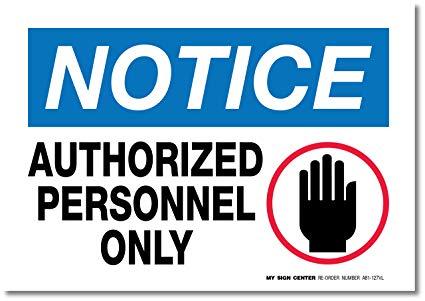 self-authorized