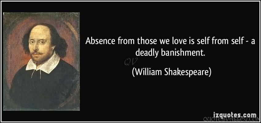 self-banishment