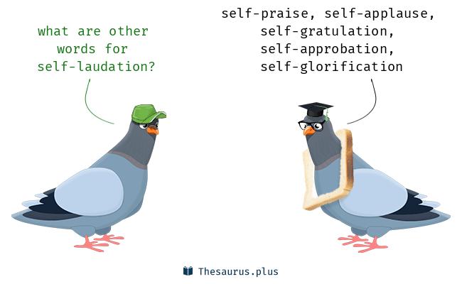 self-laudation
