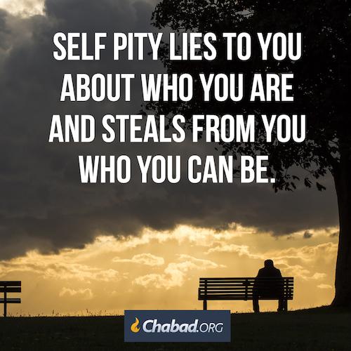 self-pity