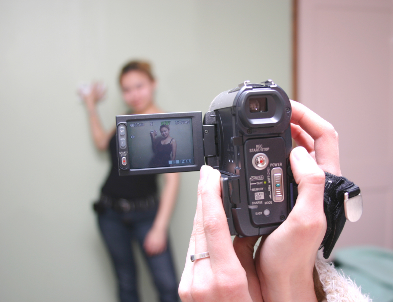 self-recording