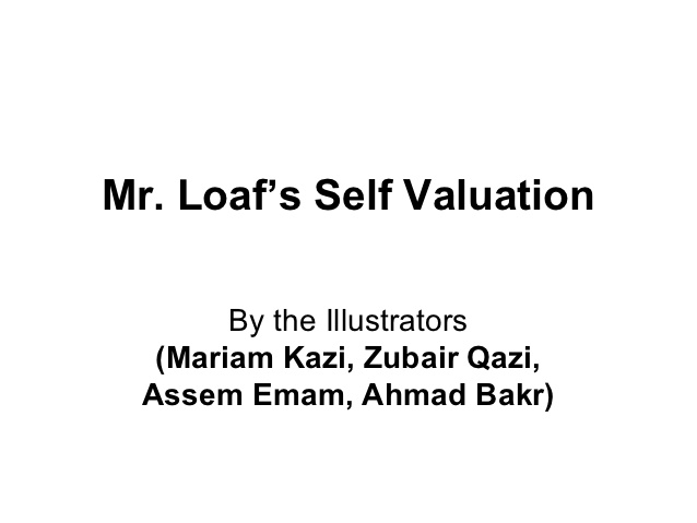 self-valuation