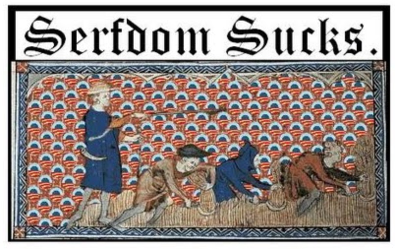 serfdom