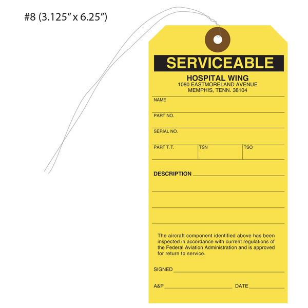 serviceable