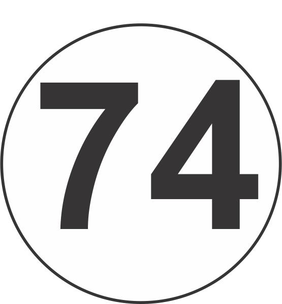 seventy-four