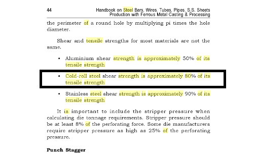 shear strength - Liberal Dictionary
