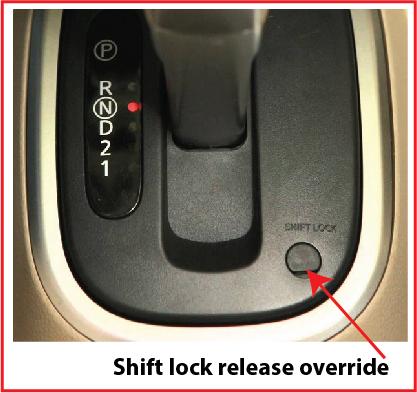 shift lock