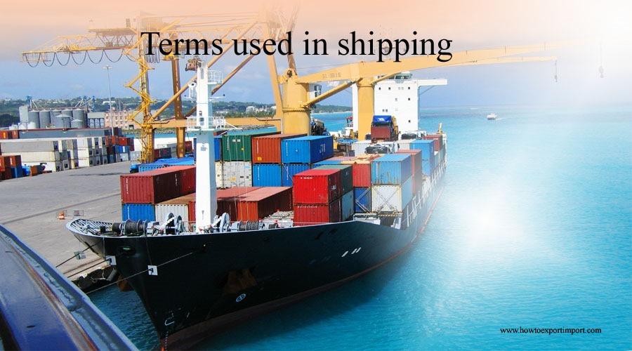 shipping ton