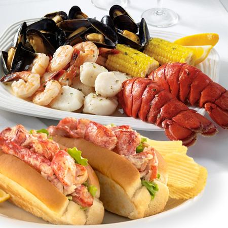 shore dinner