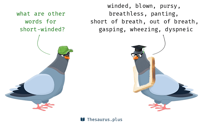 short-winded