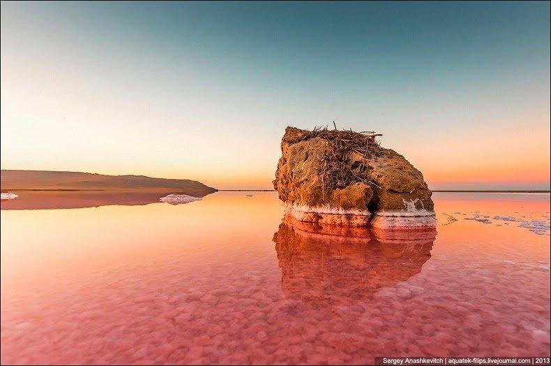 Sivash Sea
