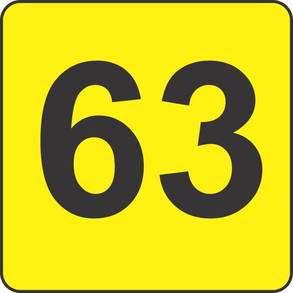 sixty-three