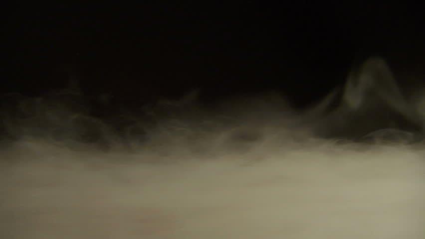 smoke-dry