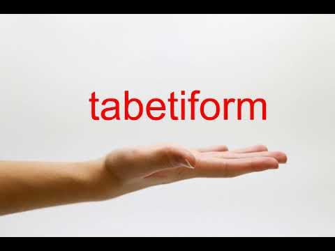 tabetiform